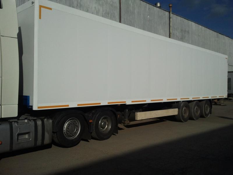 кузова фургоны производство и ремонт