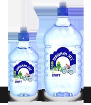 доставка воды в бутылках